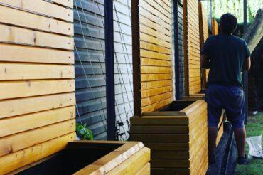 donice i tarasy drewniane